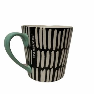 2016 Starbucks Hidden Polar Bears Mug Mint Handle